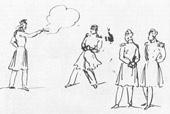 Дуэль. 1832—34 г.