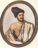 Столыпин А. А.  (Монго) в костюме курда.